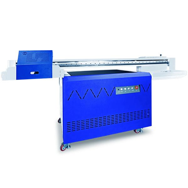 เครื่องสกรีนออโต้ UV blue NIJINPROPAD
